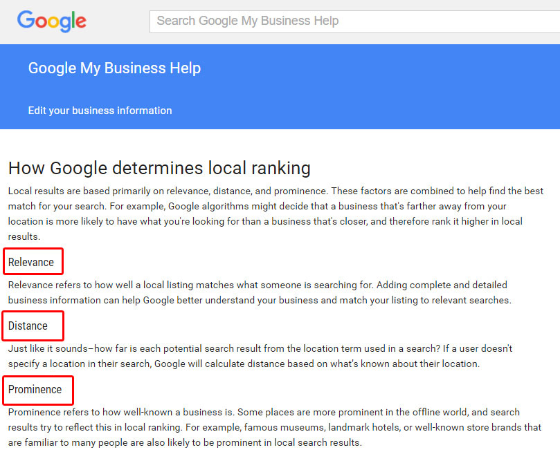 google-local-rank