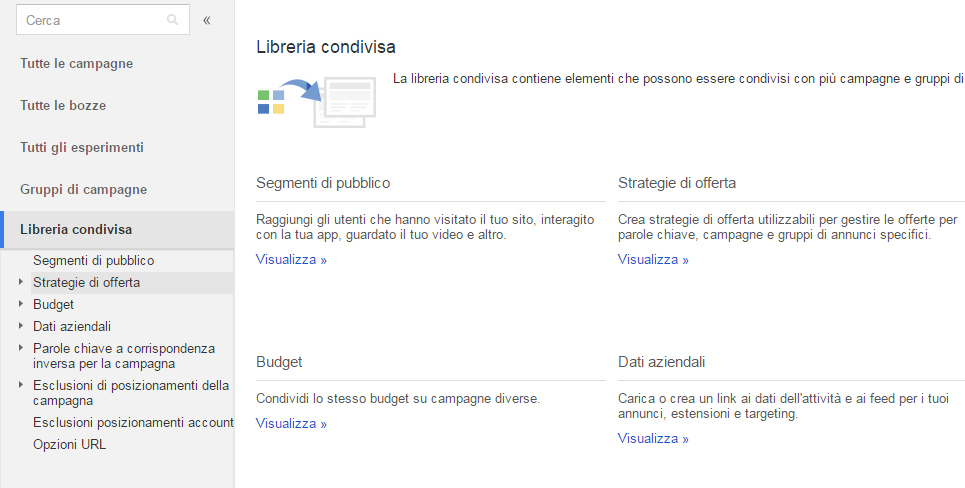Guida Quota di Superamento Target Google AdWords 2