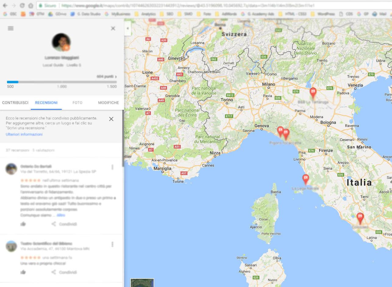 Google Maps - Guida 2