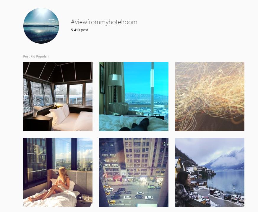 Foto con hashtag: viewfrommyhotelroom