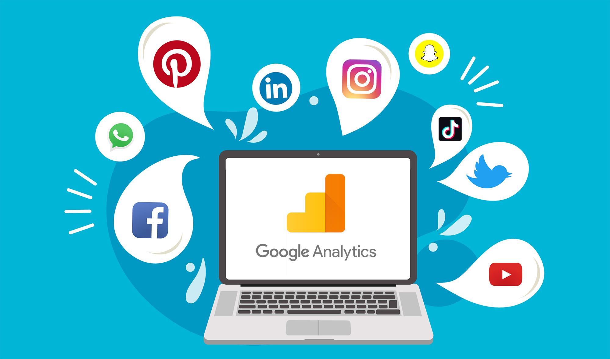 Come tracciare il traffico dei social network su Google Analytics - Web Marketing e Turismo